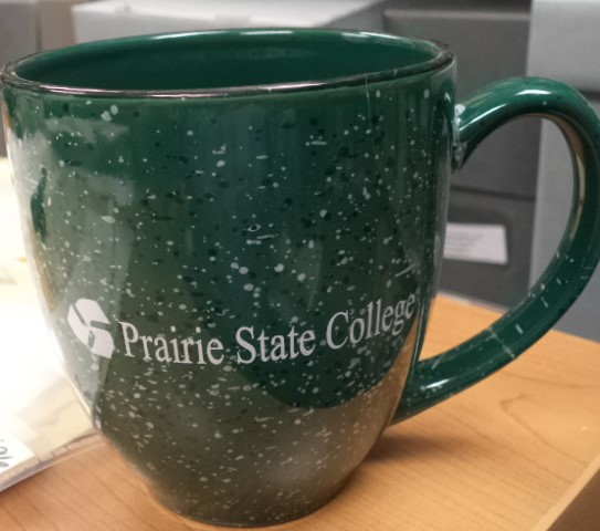 Prairie State College Mug